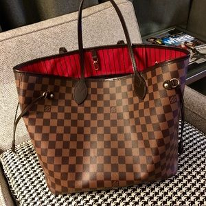 Louis Vuitton neverfull MM - excellent condition!